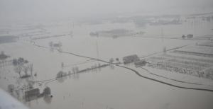 L'esondazione del Secchia, a Modena (meteoweb.eu)