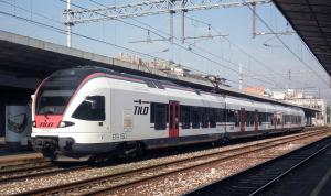 """Il """"TiLo"""", il treno che collega Malpensa ed il Canton Ticino"""