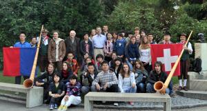 Uno scambio culturale tra gli studenti di Lugano e di Hangzhou (lugano.ch)