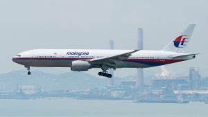 Il Boeing 777-200 di Malaysia Airlines