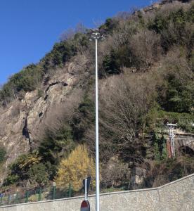 """La """"Torre Faro"""" non funzionante, manca il collegamento elettrico"""