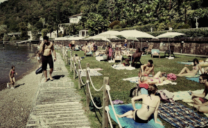 """""""Le Serenelle Beach"""", sul Lungolago Carlo Zona di Luino (facebook.com/leserenelle)"""