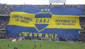 """Lo stadio """"Bombonera"""", casa del Boca Juniors (labombonera.com.ar)"""