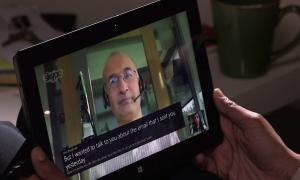 Ecco una videochiamata con Skype Translator (airingnews.com)