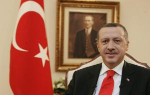 Il primo ministro turco, Recep Erdogan (balkaninside.com)