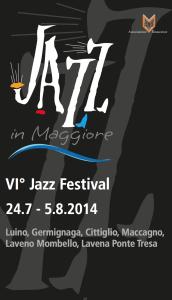 """Il logo del Festival """"Jazz in Maggiore"""""""