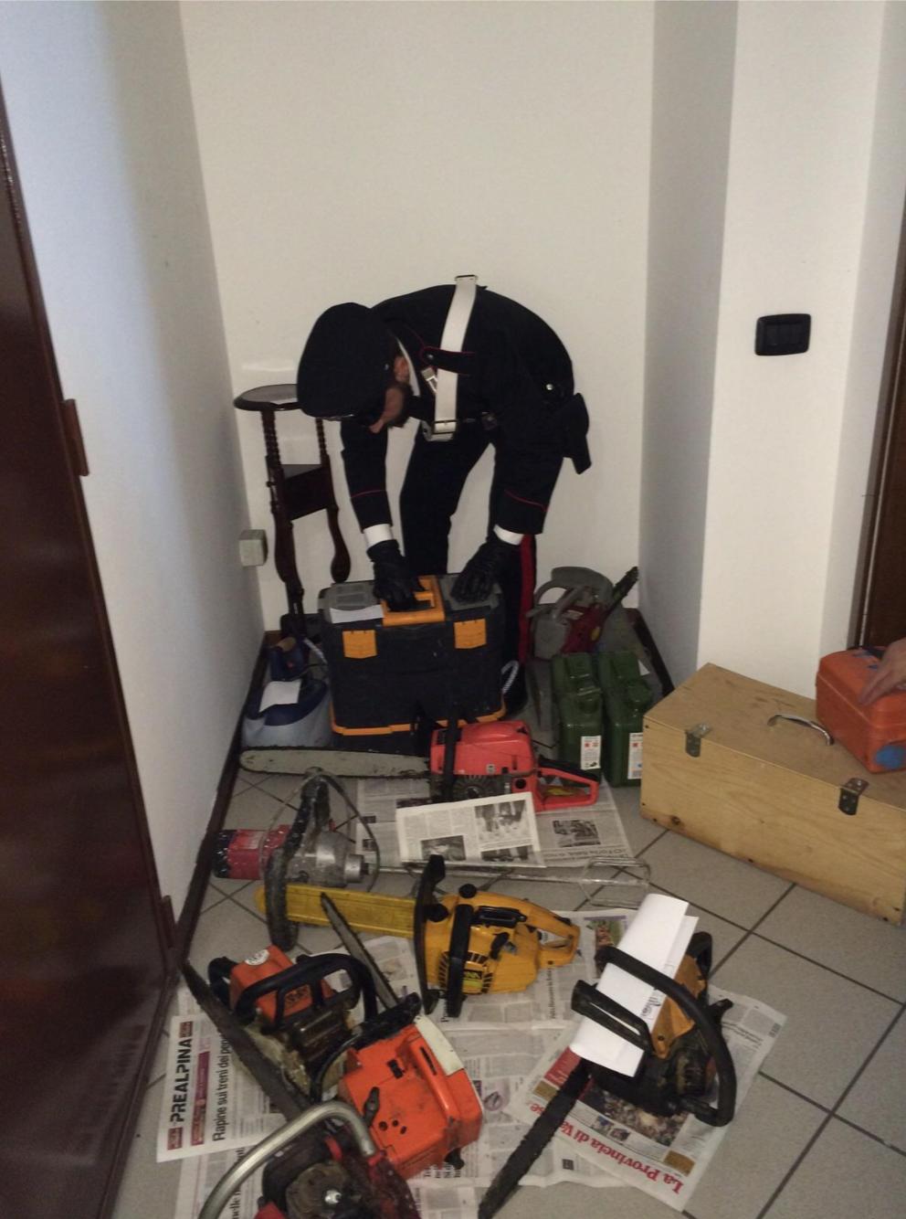 I Carabinieri di Luino in azione tra Cuvio e Lavena Ponte Tresa: un arresto e 9 denunce in stato di libertà
