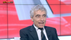 """Tito Boeri, presidente dell'Inps, a """"L'Intervista di Maria Latella"""" su SkyTg24"""