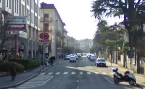 Via XXV Aprile a Luino (google.com)