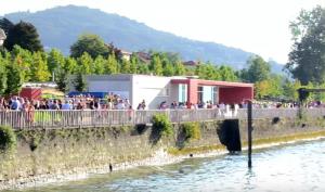 "Il bar ""Parco a Lago"" di Luino"