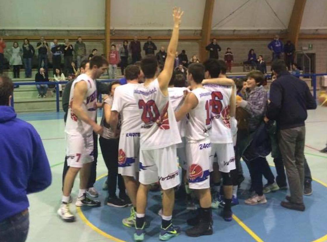 Luino: straordinaria vittoria della PVL contro Rovello. Battuta la capolista per 76-72