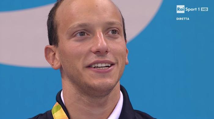 Paralimpiadi, Rio 2016: Morlacchi straordinario, è oro nei 200 misti SM9. Le foto della premiazione