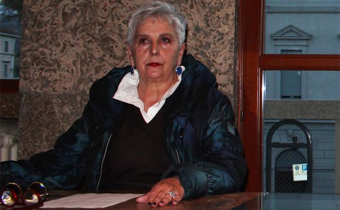 Caterina Franzetti, assessore ai Servizi Sociali del Comune di Luino