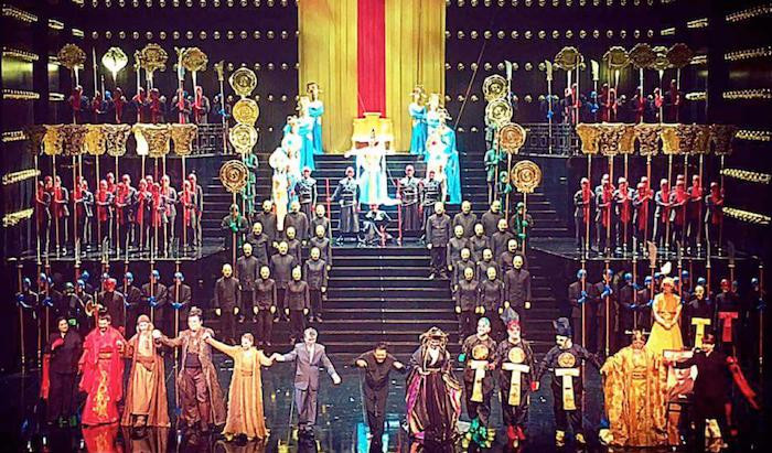 """Da Lavena Ponte Tresa alla Cina, l'esperienza del baritono Daniele Piscopo nella """"Turandot"""""""