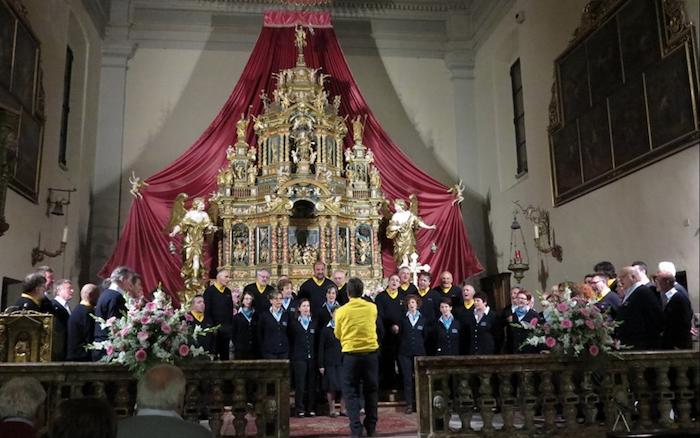 """Sabato a Pregassona la 25esima """"Rassegna Corale"""", ecco programma e tutte le novità"""