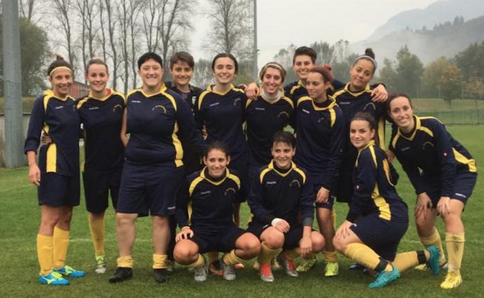 Calcio femminile, grande rimonta per l'Alto Verbano. E' vetta con il 3-1 al Bareggio San Martino