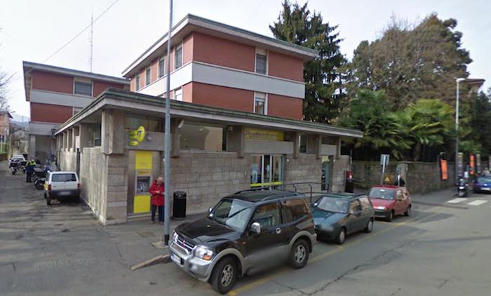 L'ufficio postale di Luino Centro sarà chiuso fino al 14 novembre