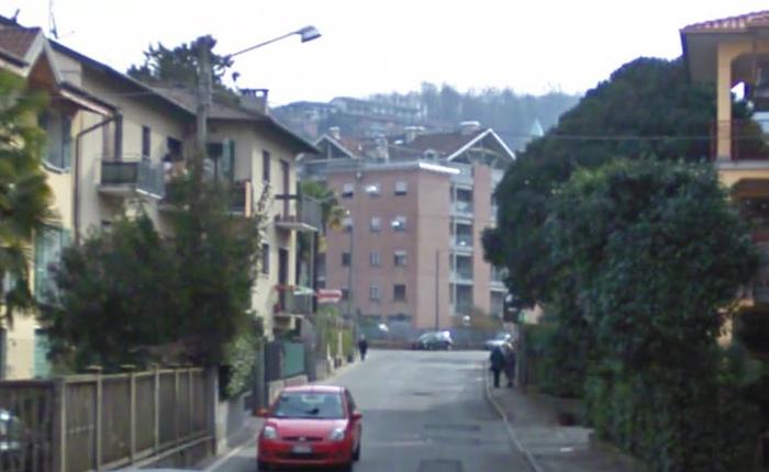 38enne cade in moto a Creva, in codice giallo al Pronto Soccorso di Luino