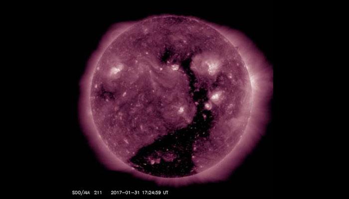 (fonte: SDO/NASA)