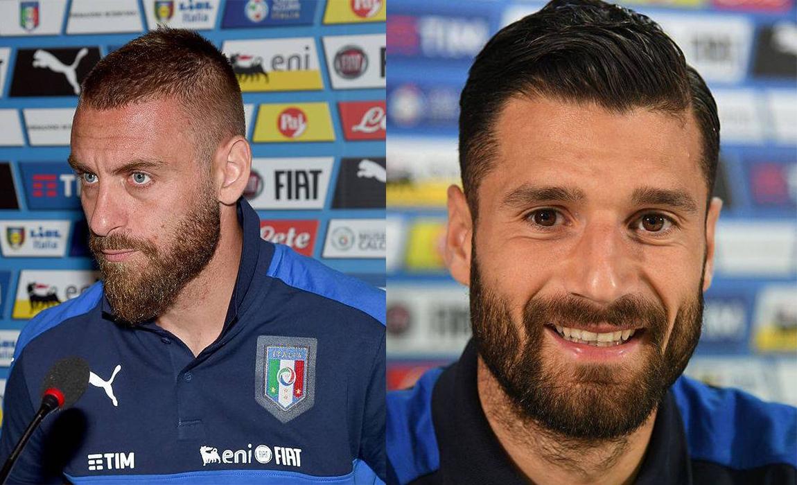Euro 2016: contro la Germania un'Italia rimaneggiata, Candreva out e De Rossi in forte dubbio