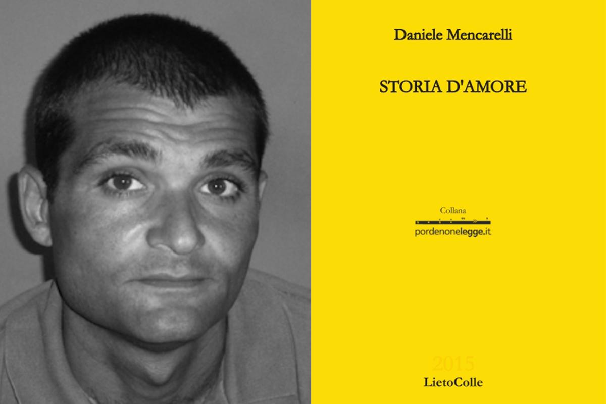 """Il poeta di Ariccia Daniele Mencarelli pubblica con """"LietoColle"""" una storia d'amore in versi"""