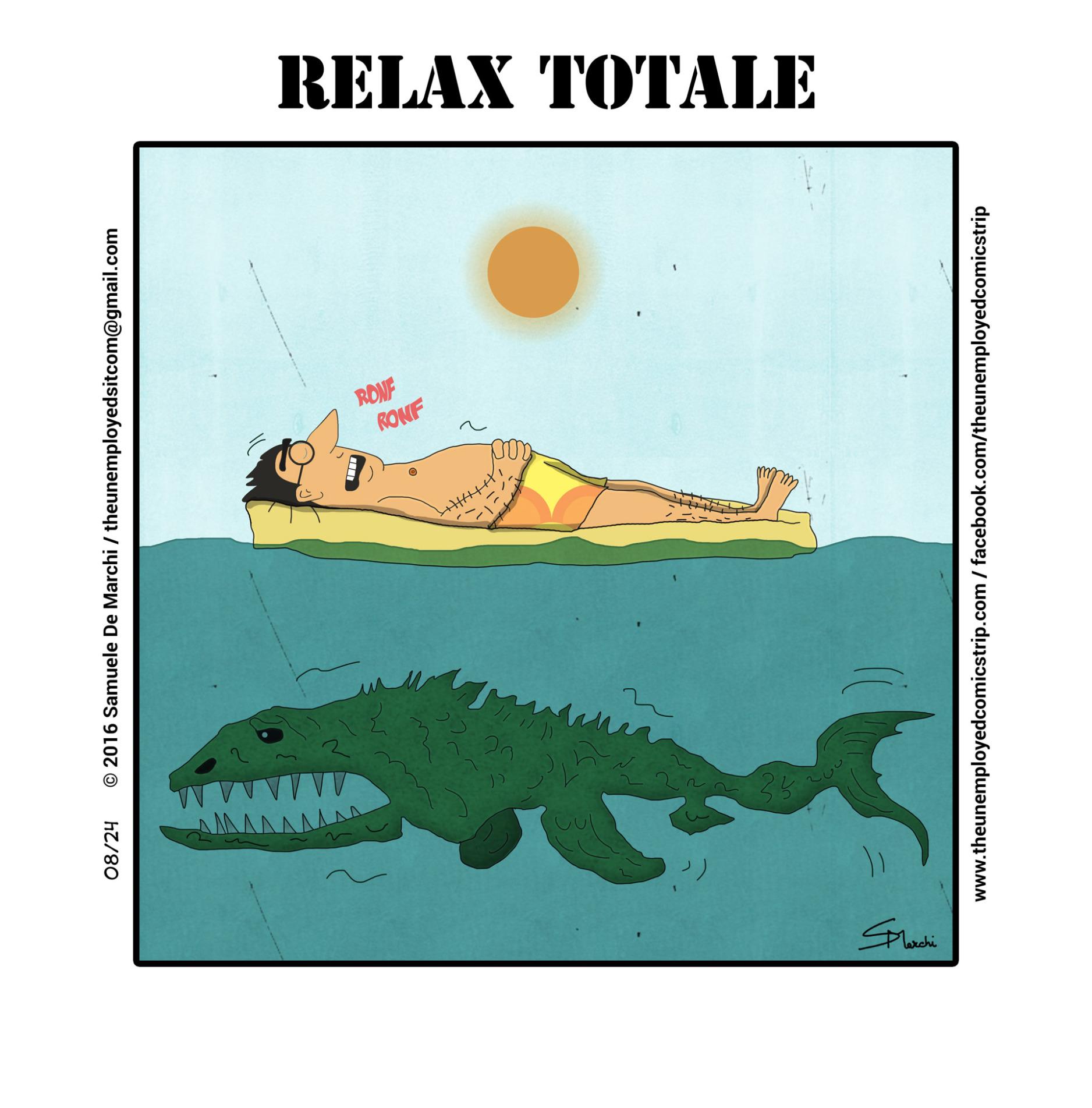 The Unemployed - Ultimi giorni di relax al mare