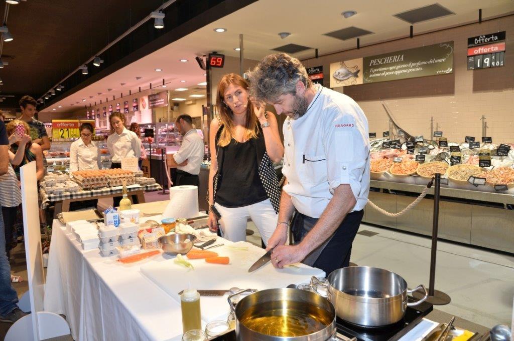 "A Varese apre il primo Carrefour Market per ""food lovers"" h 24/24"