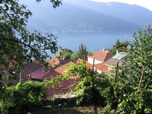 Una veduta parziale di Tronzano Lago Maggiore (wikipedia.it)