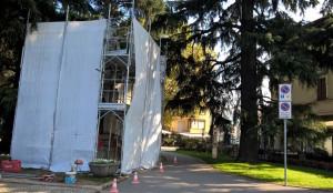 Luino, domani inizia il restyling per il monumento dedicato all'Eroe dei Due Mondi: