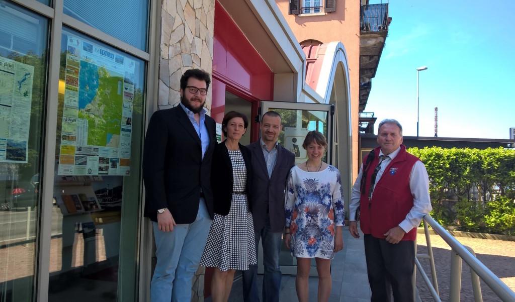 Il CAI Luino ed il Comune insieme per incentivare turismo e promozione del territorio