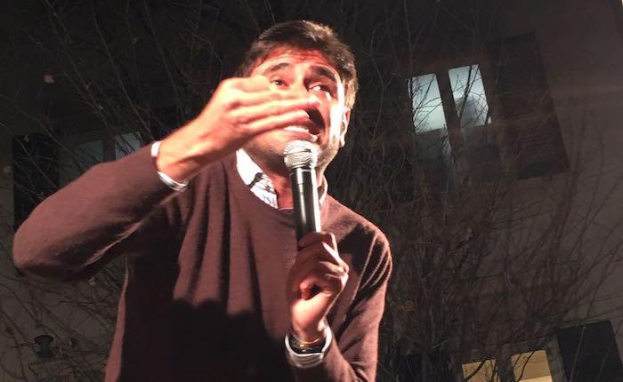 Ieri Di Battista a Varese, la testimonianza degli attivisti grillini luinesi