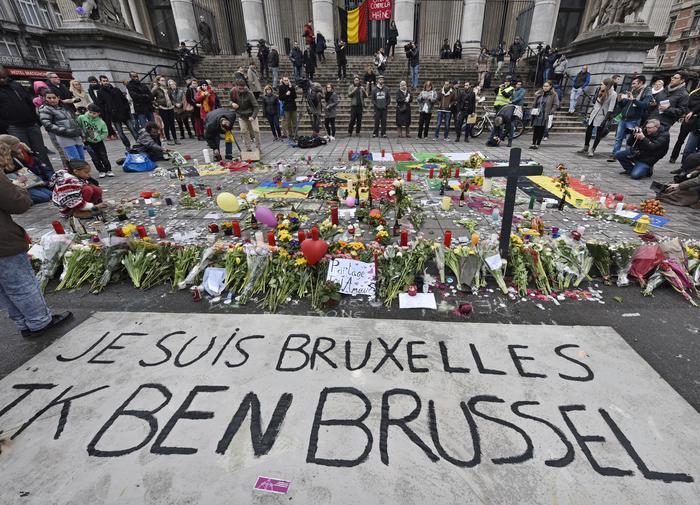 attentati Bruxelles