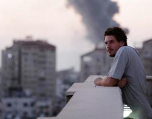 Il videoreporter italiano ucciso a Gaza, Simone Camilli (time.com)