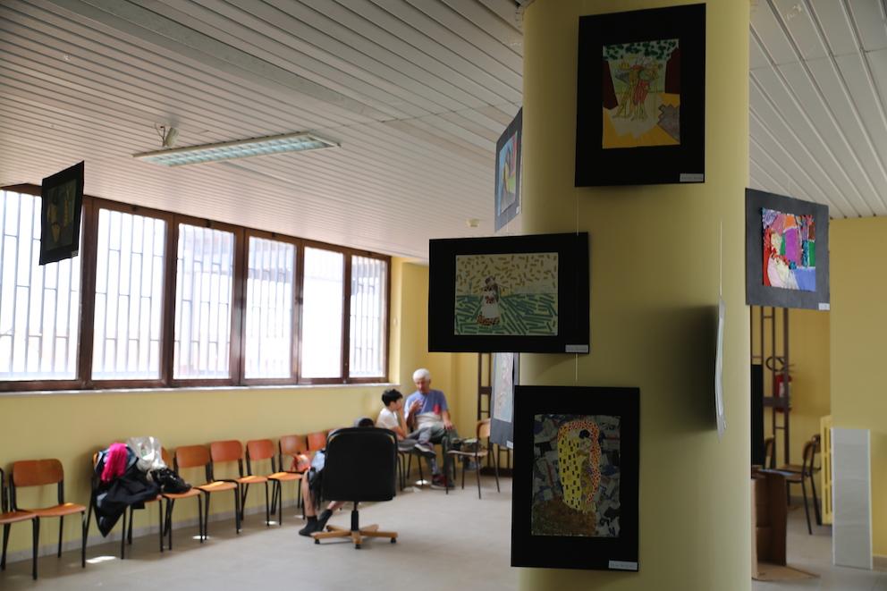 """Ultimo giorno del campus di """"S.O.S. Scuola"""" a San Giovanni.Il nuovo """"Sarria-Monti"""" si presenta al quartiere e alle istituzioni"""
