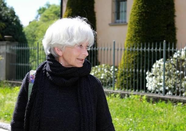 Maria Grazia Campagnani, neo sindaca di Brezzo di Bedero (Foto © VareseNews)
