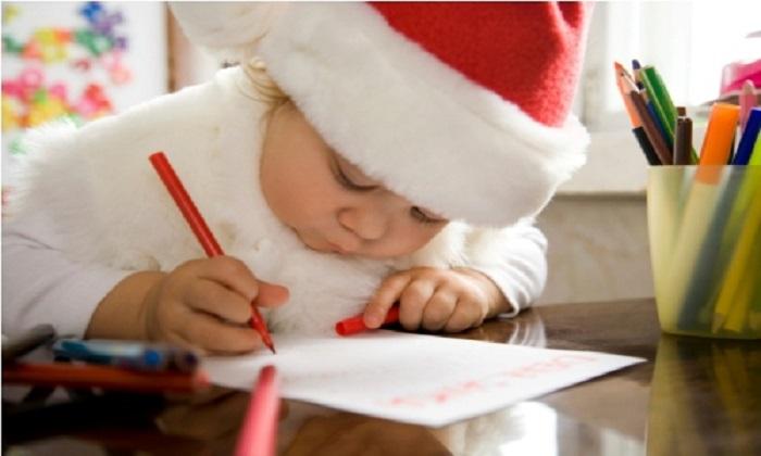 """""""Caro Babbo Natale..."""": le richieste dei bambini e le spese dei genitori"""