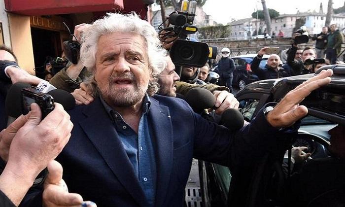 """Stadio Roma, Grillo: """"Raggi chiuderà la vicenda entro 48 ore"""""""