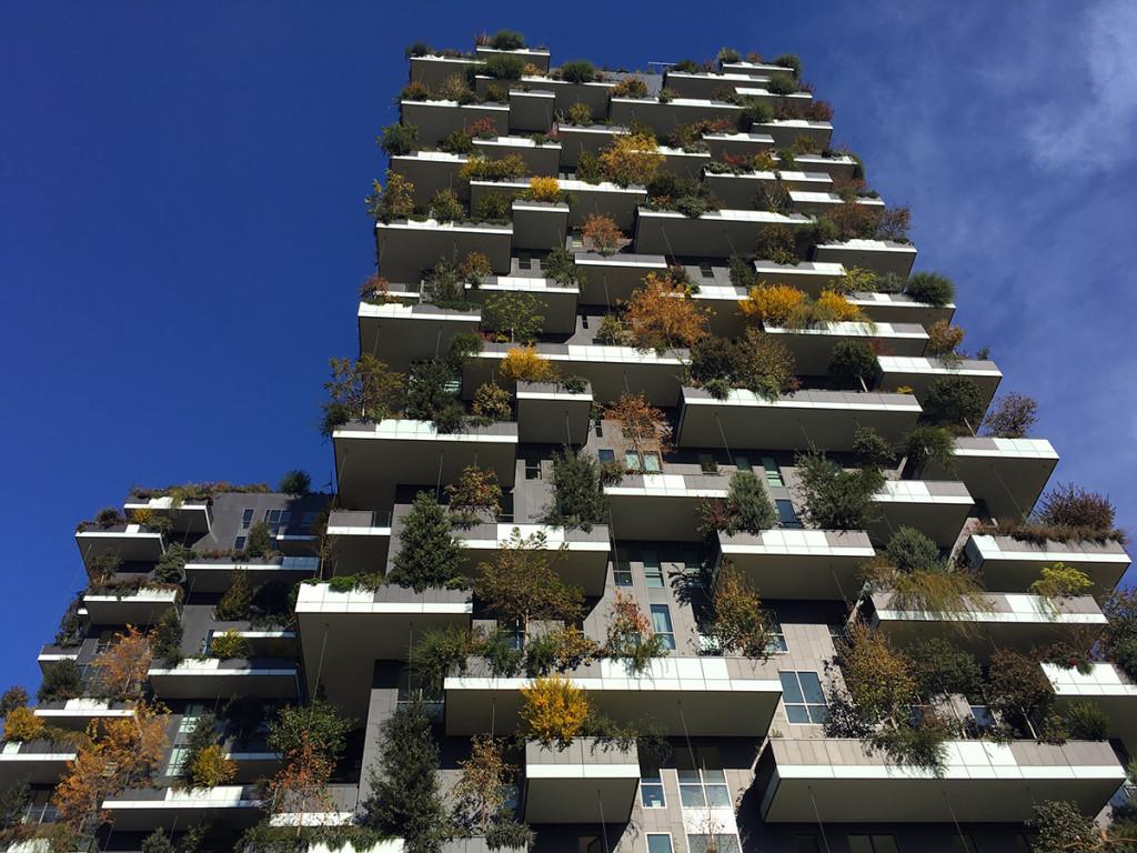 Milano batte new york il bosco verticale il grattacielo for Bosco verticale architetto