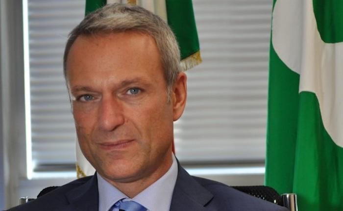 Il consigliere regionale Luca Marsico