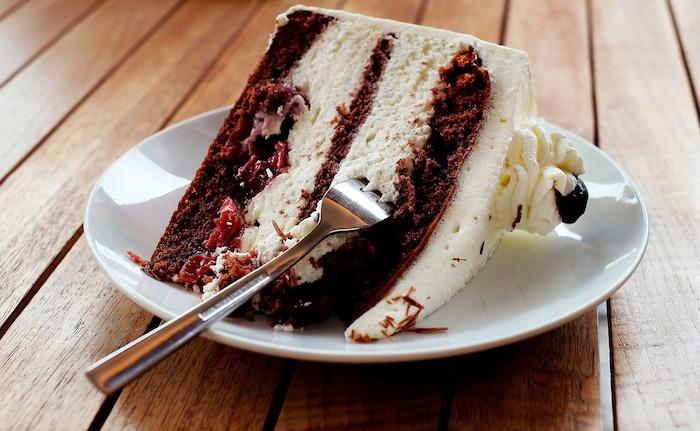 torta alimenti calorie