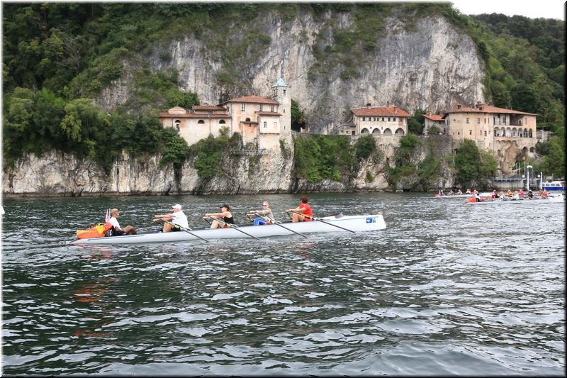 Da Arolo a Sesto Calende passando per Angera: in archivio anche la 4a tappa del World Rowing Tour