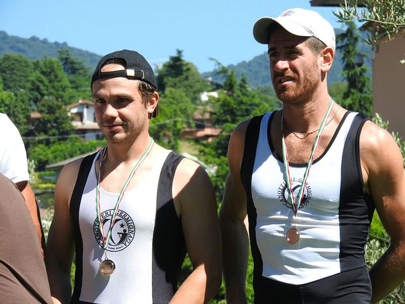 Canottieri Germignaga: un titolo dai Campionati Regionali FICSF