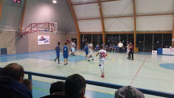 Luino: il primo derby va al Basket Verbano, PVL superata per 57-74 (Foto © Danilo Cambianica)