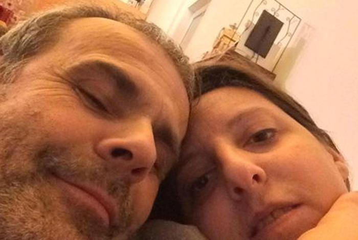 L'infermiera Laura Taroni e l'ex viceprimario del pronto soccorso di Saronno Leonardo Cazzaniga, arrestati dai carabinieri di Saronno il 29 novembre 2016, in una foto tratta dal profilo Facebook della donna