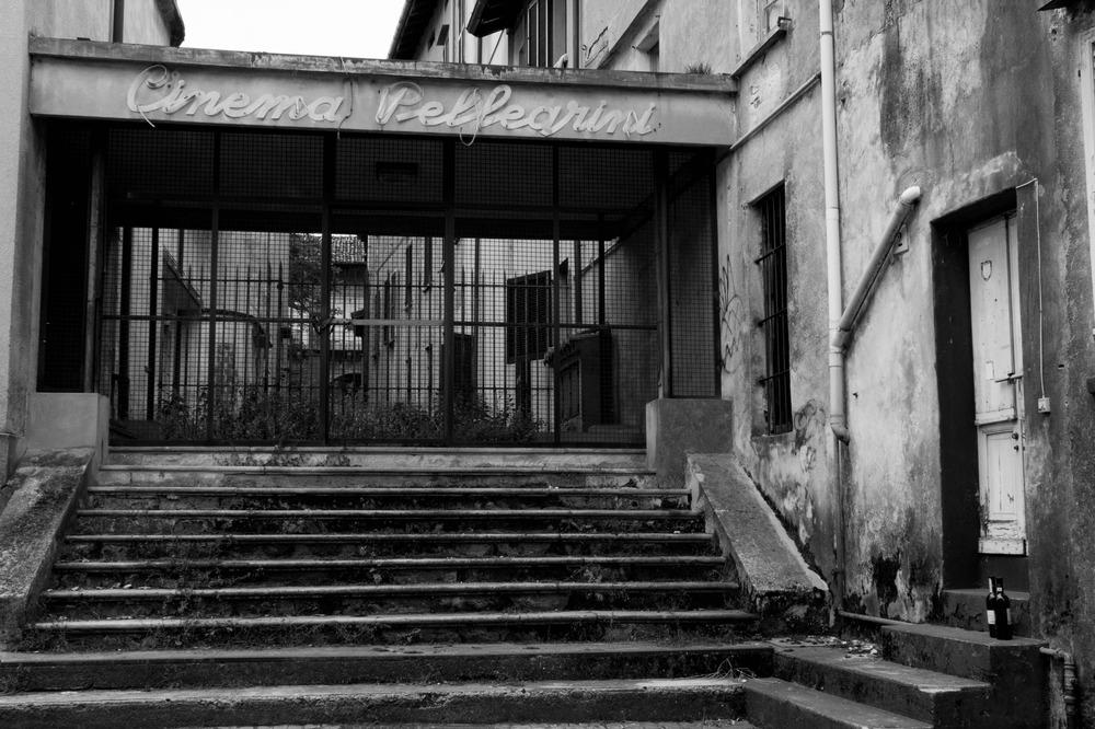 """Il """"Cinema Pellegrini"""" di Luino"""