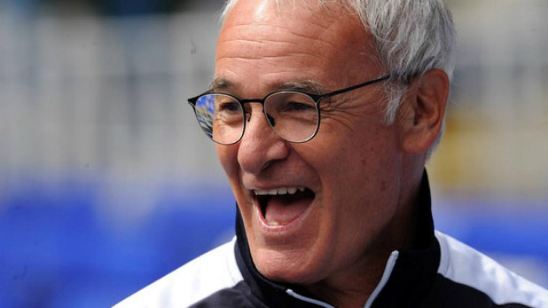 """Claudio Ranieri riceve il premio """"Mecenate dello sport"""""""