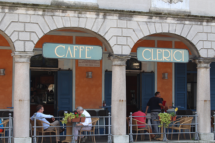 Il Caffè Clerici di Luino