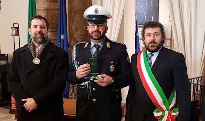 Cremona: premiati i migliori agenti di Polizia Locale. Tra loro Gabriele Montecalvo