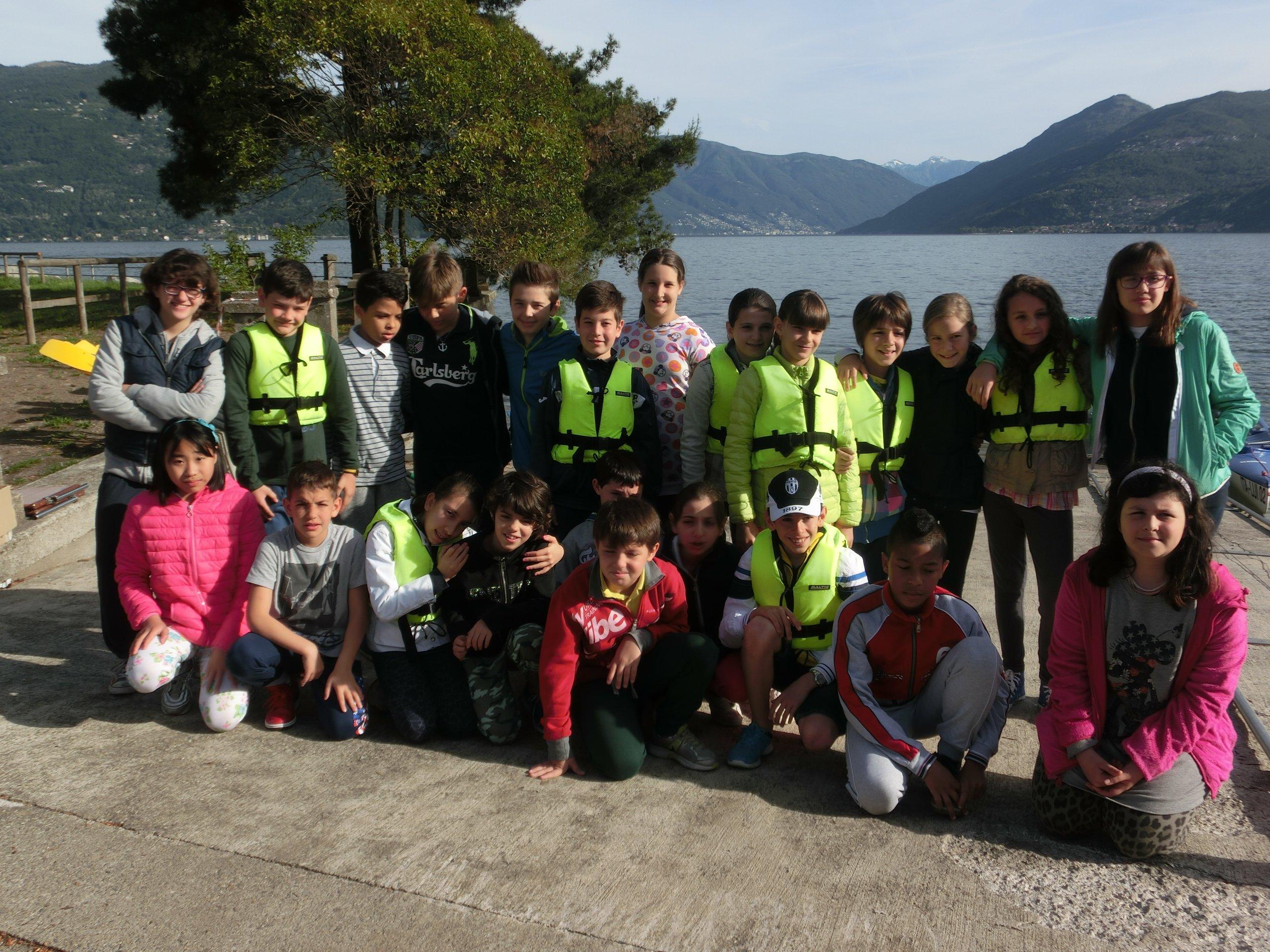 Grande soddisfazione per l'attività scolastica della Canottieri Luino: 1500 studenti coinvolte e importanti successi in campo nazionale