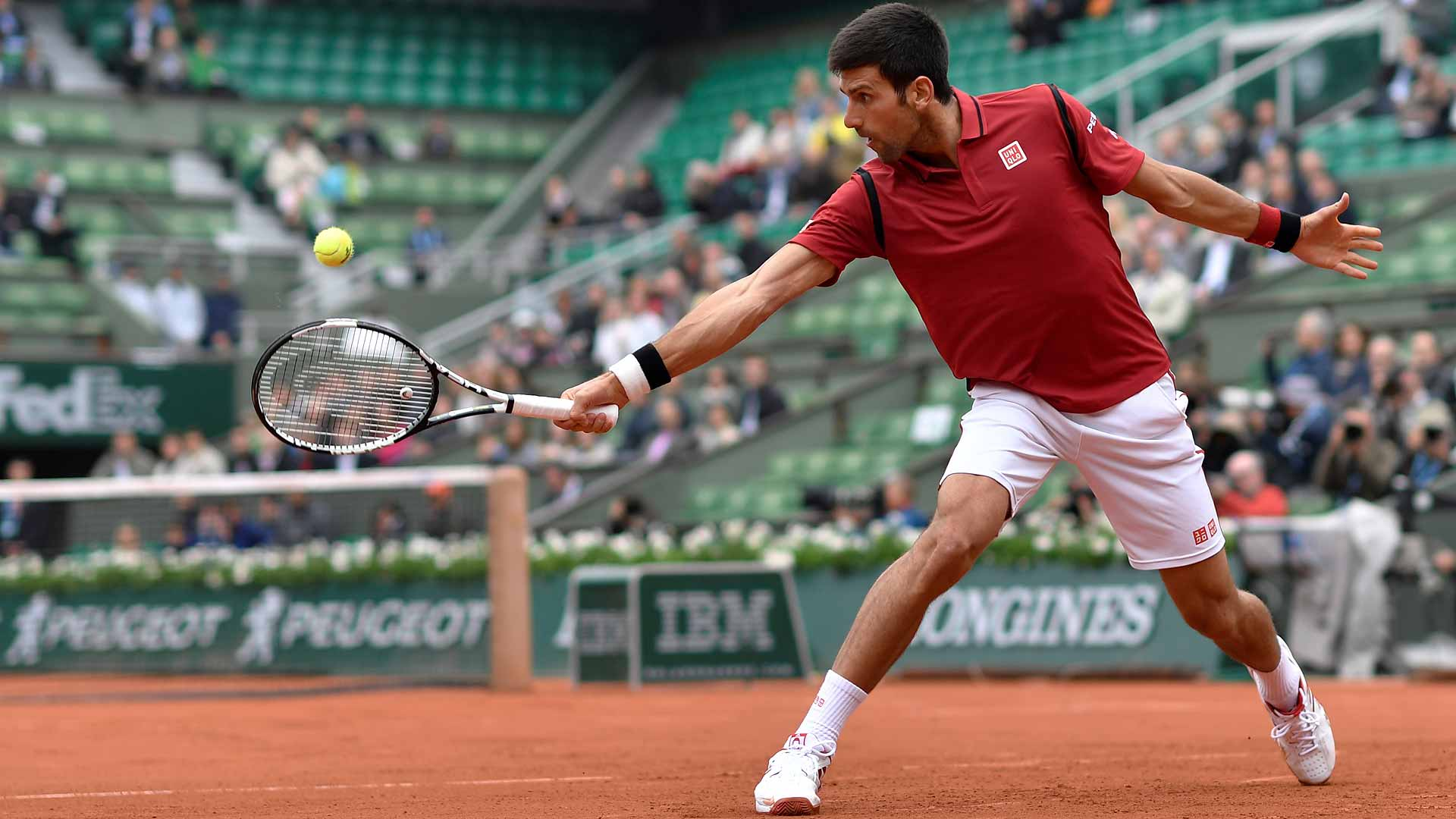 lo stivale pensante tennis record djokovic al roland garros supera i cento milioni di. Black Bedroom Furniture Sets. Home Design Ideas
